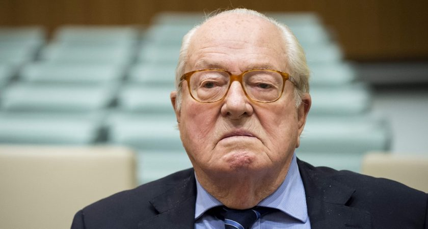Quelque chose en nous de Jean-Marie Le Pen