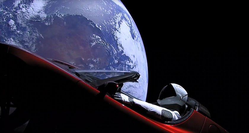 Le mannequin Starman et sa Tesla sont partis pour un voyage qui pourrait durer un milliard d'années et l'amener à 400 millions de kilomètres de la Terre