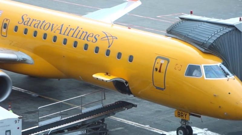 Moscou : 71 morts dans le clash d'un avion de ligne