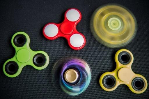 Le hand spinner, ce jouet star...des signalements de produits dangereux