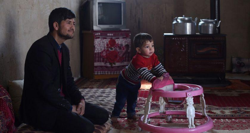 Un bébé Afghan nommé Donald Trump