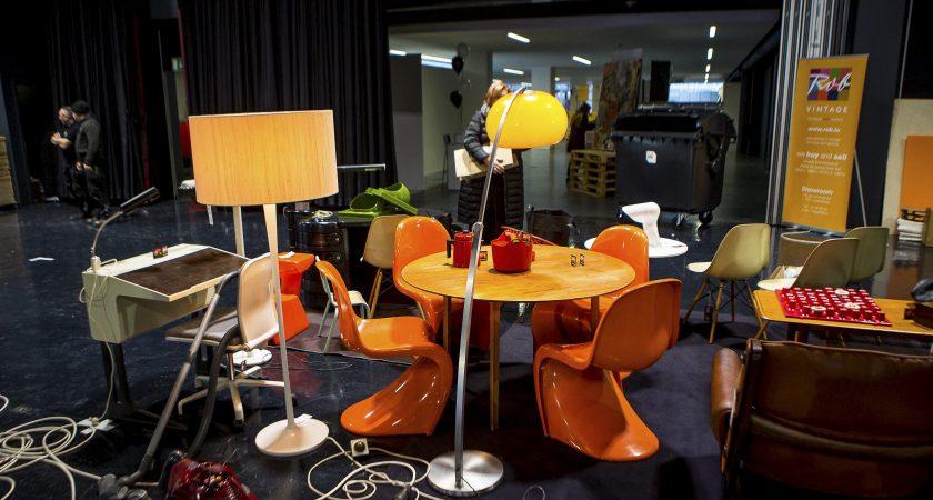 Salon du vintage, avec la touche luxembourgeoise!