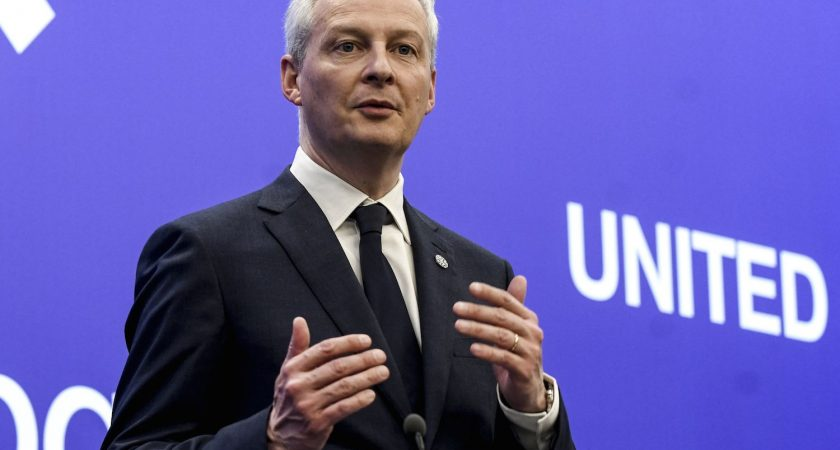 UE : Le projet de taxation des Gafa ne fait pas l'unanimité