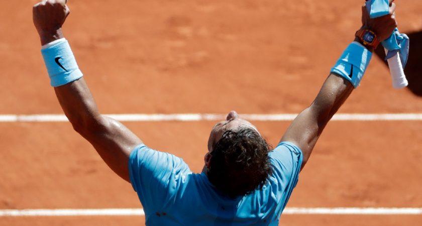 Roland-Garros : Nadal écarte Del Potro et rejoint Thiem en finale
