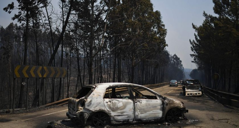 route de la mort au portugal 12 accus s de n gligence dans l 39 incendie de 2017. Black Bedroom Furniture Sets. Home Design Ideas