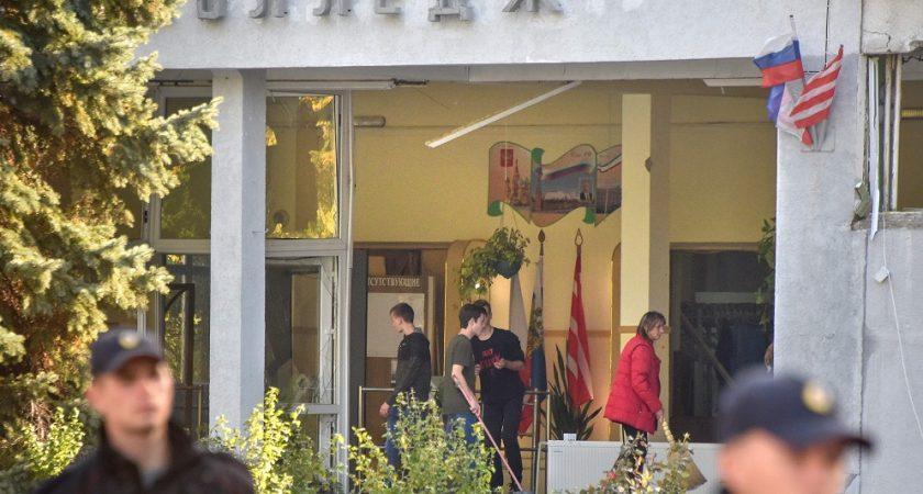 Une explosion fait au moins 18 morts dans un collège — Crimée