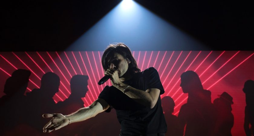 orelsan le rap est en train de devenir la musique majeure en france. Black Bedroom Furniture Sets. Home Design Ideas