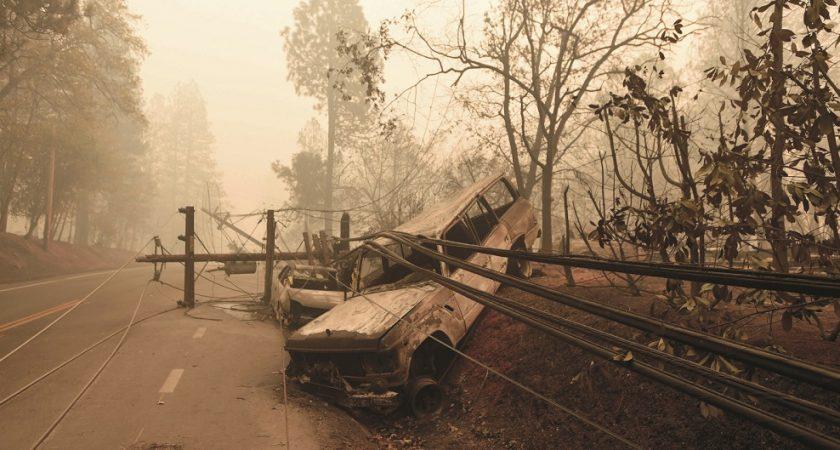 Plusieurs morts dans un incendie en Californie, Malibu menacée