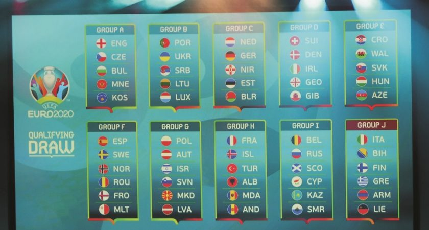 Calendrier Eliminatoire Euro 2020.Euro 2020 Qualifications Le Luxembourg Finira Le 17