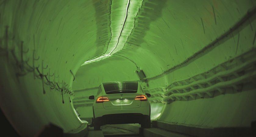 Un tunnel à Los Angeles, pour décongestionner le trafic