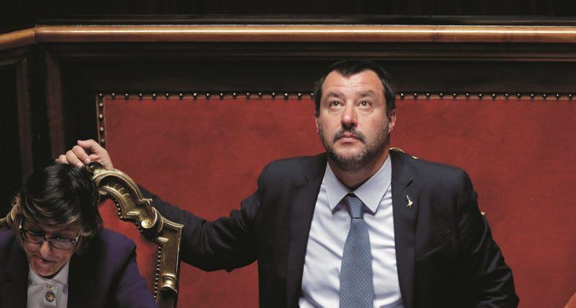 Une enquête contre Matteo Salvini avait été ouverte pour séquestration de personnes