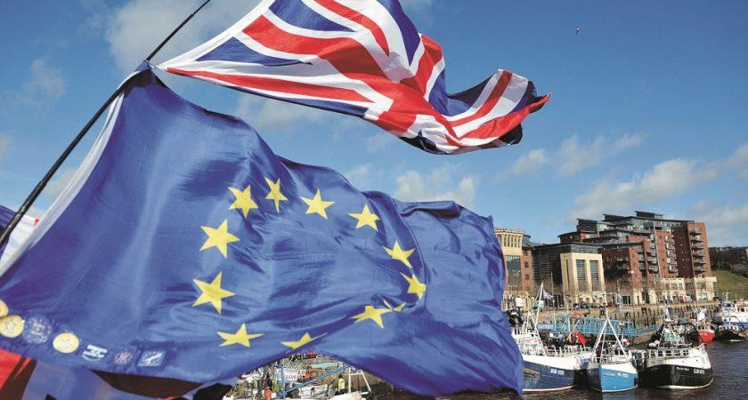 Europe de l'est datant du Royaume-Uni