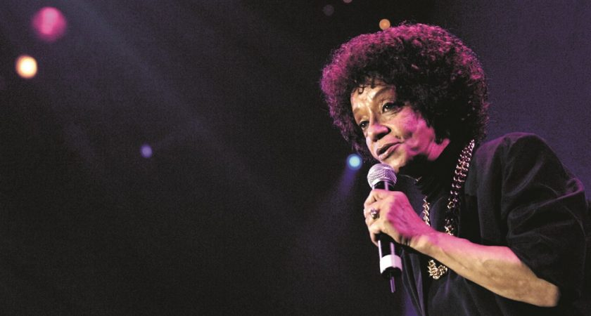 La star du yéyé est décédée — Nancy Holloway