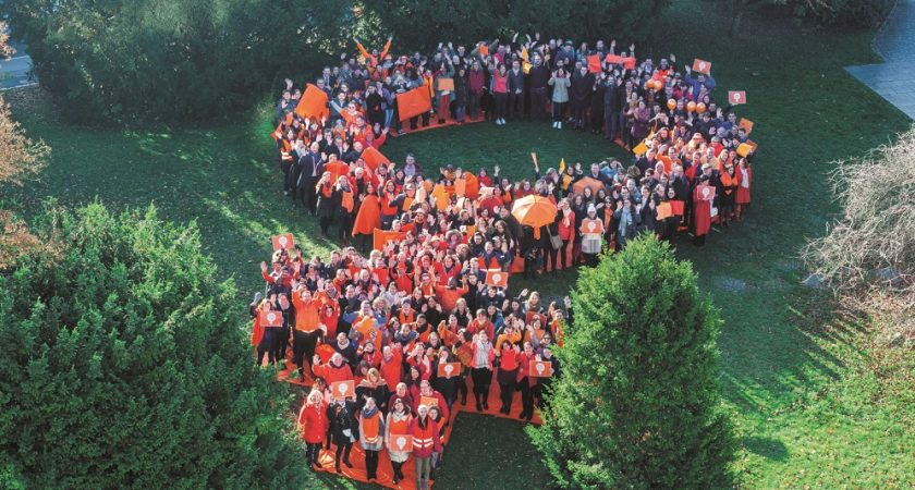 Orange Week : rejoignez la chaîne humaine à Luxembourg ! - Le Quotidien.lu