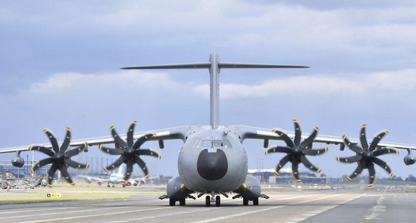 A400M : la livraison de l'avion grand-ducal n'est pas retardée - Le Quotidien.lu
