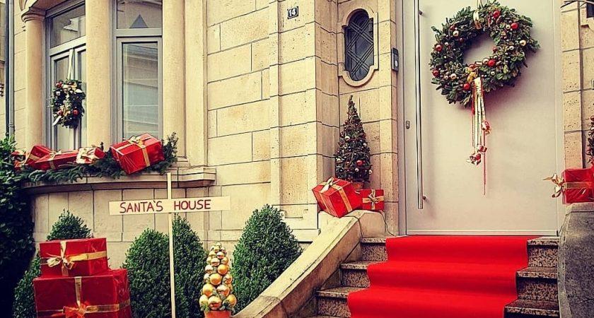 La Maison Du Pere Noel Est A Esch Le Quotidien