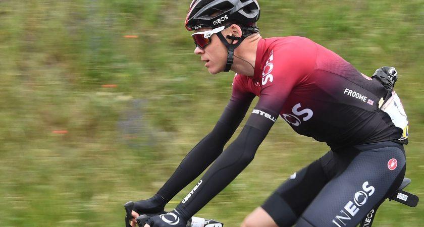 Froome de retour en compétition fin février - Fil Info - Cyclisme