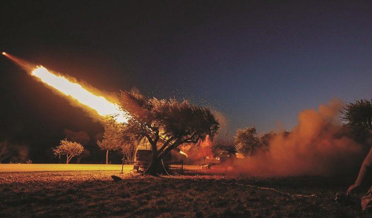 Une roquette vise une base abritant des soldats américains — Irak