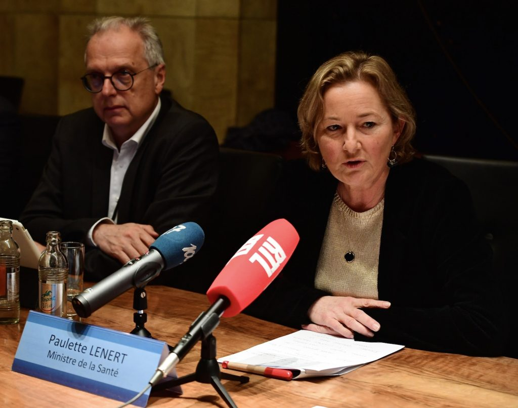 Premier cas de coronavirus au Luxembourg